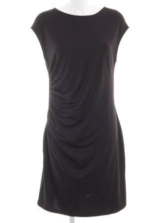 Anna Field Vestido bandeau negro estilo «business»