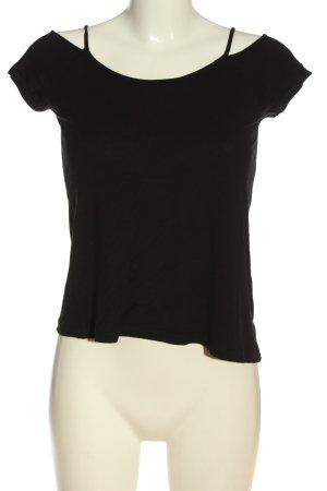 Anna Field Basic topje zwart casual uitstraling