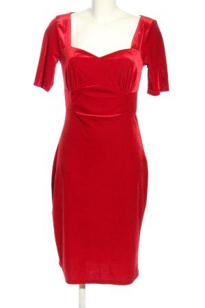 Anna Field Pencil Dress red mixture fibre