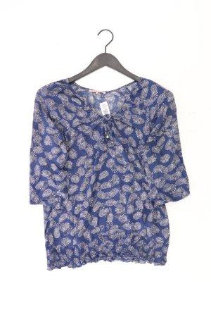 Anna Field Camicetta a blusa blu-blu neon-blu scuro-azzurro Viscosa