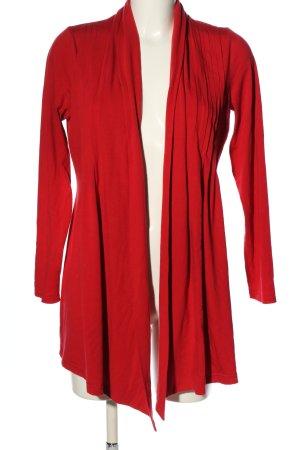Anna Field Cardigan rouge style décontracté