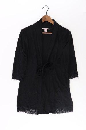 Anna Field Cardigan Größe 38 schwarz aus Viskose