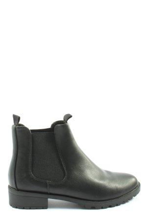 Anna Field Chelsea laarzen zwart casual uitstraling