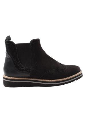 Anna Field Chelsea Boots schwarz Casual-Look