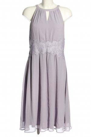 Anna Field Empire Dress lilac elegant