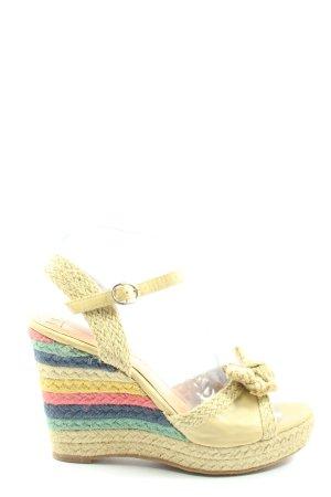 Anna Field Espadrille sandalen sleutelbloem elegant