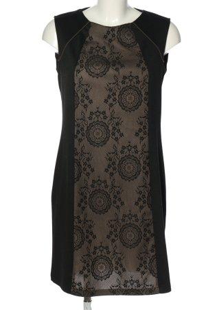 Anna Field Robe fourreau noir-brun élégant