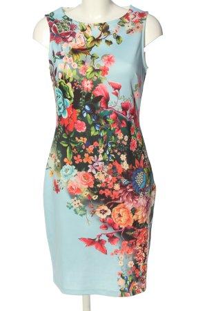 Anna Field Sheath Dress flower pattern elegant