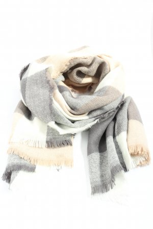 Anna Field Fringed Scarf multicolored casual look