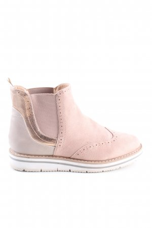 Anna Field Buskins pink-bronze-colored casual look