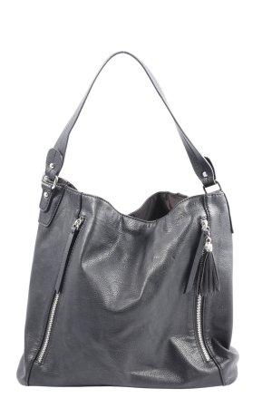 Anna Field Handtasche schwarz Casual-Look