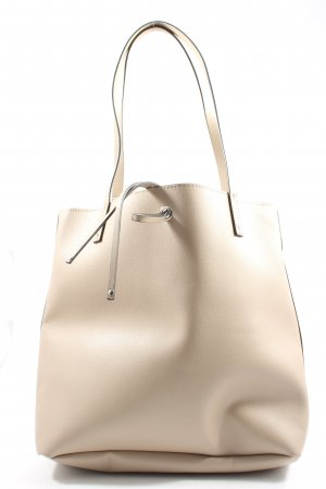 Anna Field Shoulder Bag cream business style