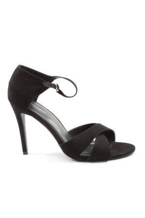 Anna Field Sandaletto con tacco alto nero elegante