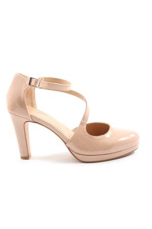 Anna Field Hoge hakken sandalen nude casual uitstraling