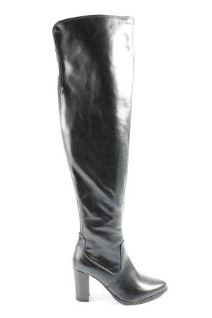 Anna Field Stivale con tacco alto nero stile casual