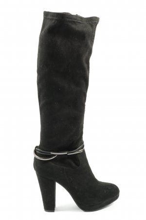Anna Field Laarzen met hoge hakken zwart casual uitstraling