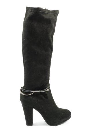 Anna Field High Heel Stiefel schwarz Casual-Look