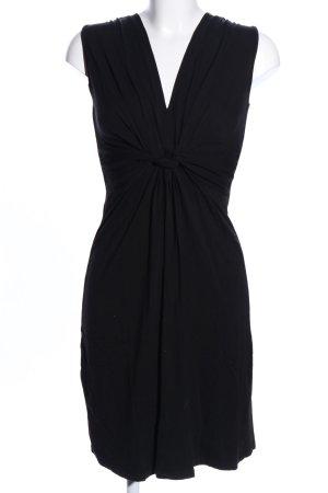 Anna Field Vestido de tela de jersey negro elegante