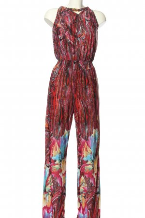 Anna Field Jumpsuit Allover-Druck Casual-Look