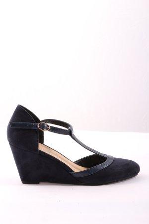Anna Field Zapatos de cuña negro look casual