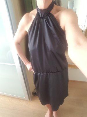 Anna Field Off the shoulder jurk zwart