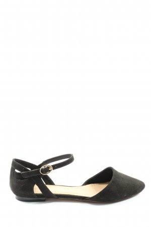 Anna Field Comfortabele sandalen zwart casual uitstraling