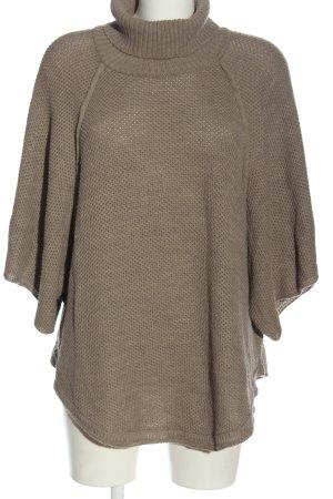 Anna Field Sweater met korte mouwen bruin casual uitstraling