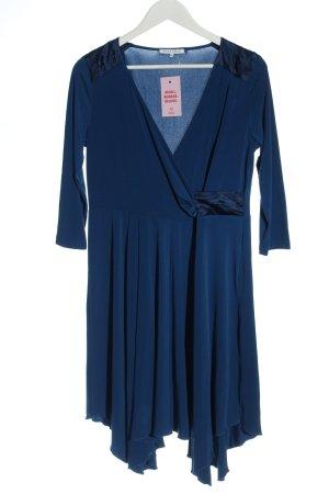 Anna Field Langarmkleid blau Elegant