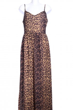 Anna Field Maxi Dress leopard pattern elegant