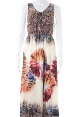 Anna Field Maxi Dress abstract pattern