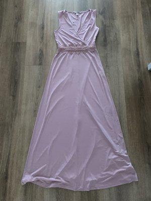 Anna Field Vestido largo malva-rosa empolvado