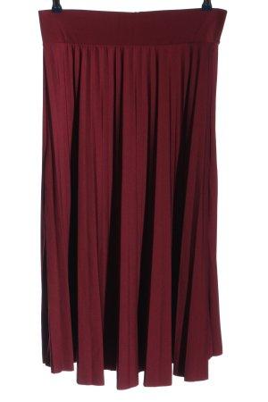 Anna Field Jupe longue rouge style décontracté