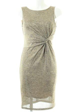 Anna Field Abito midi oro-grigio chiaro puntinato elegante