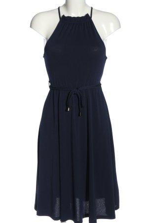 Anna Field Robe mi-longue bleu élégant