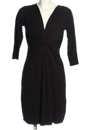 Anna Field Sukienka z długim rękawem czarny W stylu casual