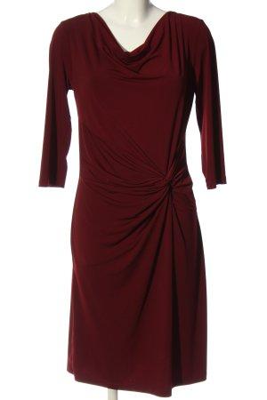 Anna Field Robe mi-longue rouge style décontracté