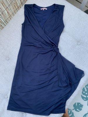 Anna Field Sukienka z krótkim rękawem ciemnoniebieski