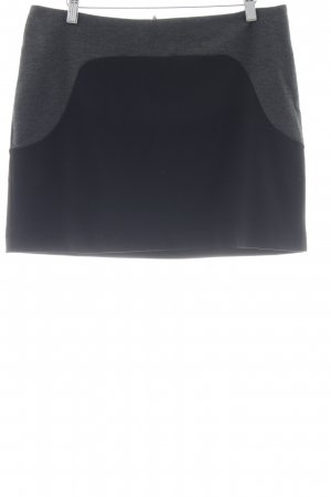 Anna Field Miniskirt black-dark grey casual look