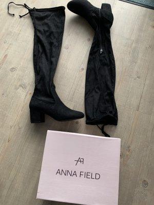 Anna Field Cuissarde noir