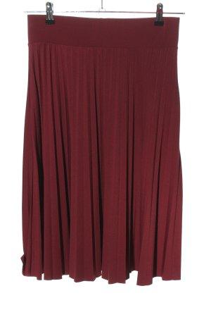 Anna Field Plisowana spódnica brązowy W stylu casual