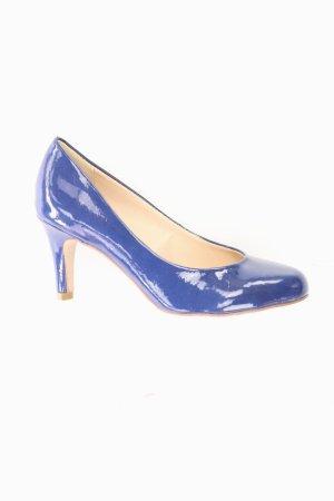 Anna Field Tacones azul-azul neón-azul oscuro-azul celeste
