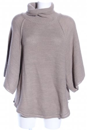 Anna Field Turtleneck Sweater light grey casual look