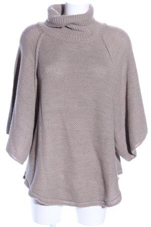 Anna Field Jersey de cuello alto gris claro look casual