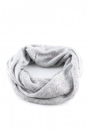 Anna Field Snood light grey cable stitch casual look
