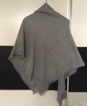 Anna Field Écharpe en tricot gris clair-gris