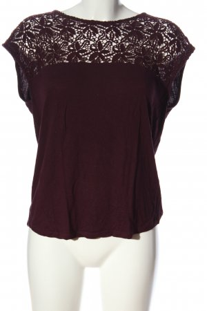 Anna Field Schlupf-Bluse rot Casual-Look