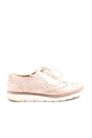 Anna Field Schnürschuhe pink Casual-Look