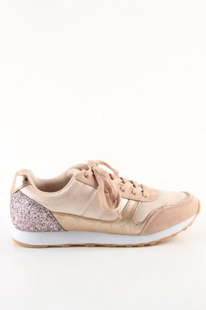 Anna Field Schnürsneaker nude-creme Casual-Look