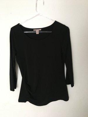 Anna Field Boatneck Shirt black