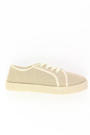 Anna Field Sneaker Größe 41 neuwertig creme